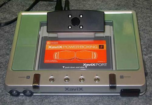 XaviXPORT-game-console