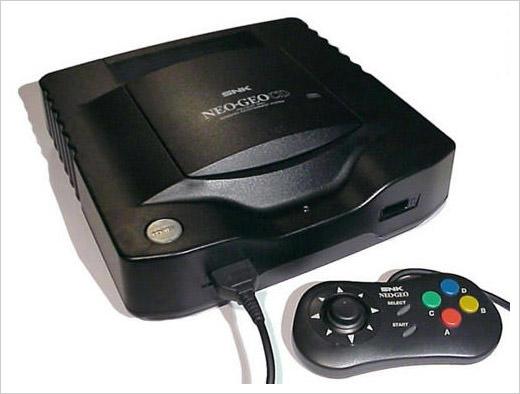 neogeocd-game-console