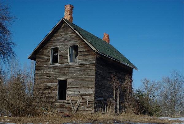 innisfil blue house
