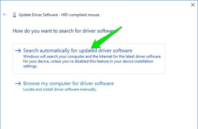 automatically update drivers