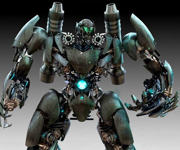 40 State Of The Art Humanoid Robot Artworks Hongkiat