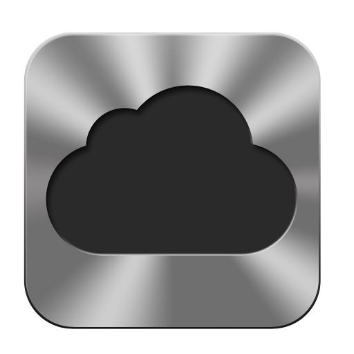 How to Draw an iCloud Icon in Photoshop