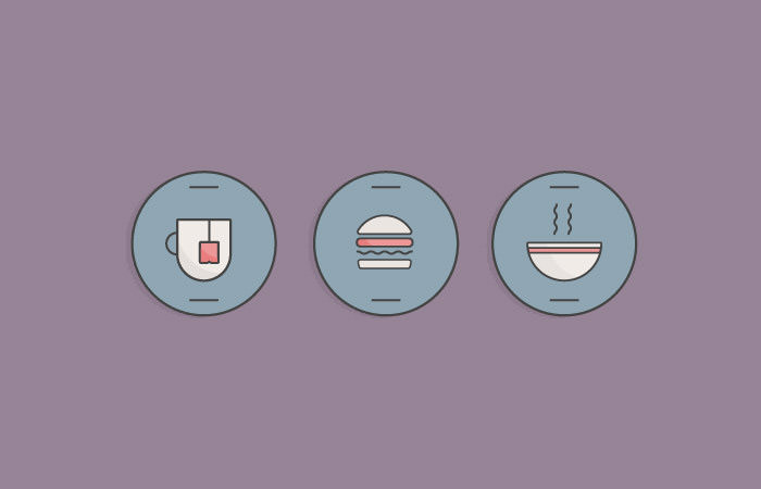 set-of-food-icons