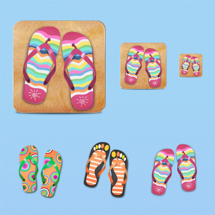 flip-flop-icon
