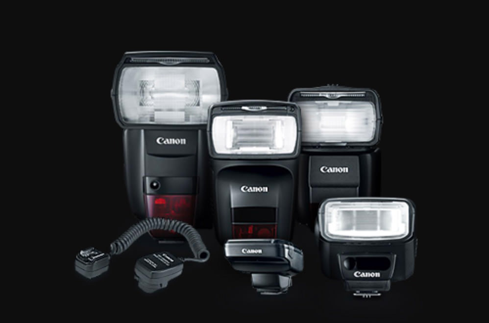 Canon Speedlite Flash Kit