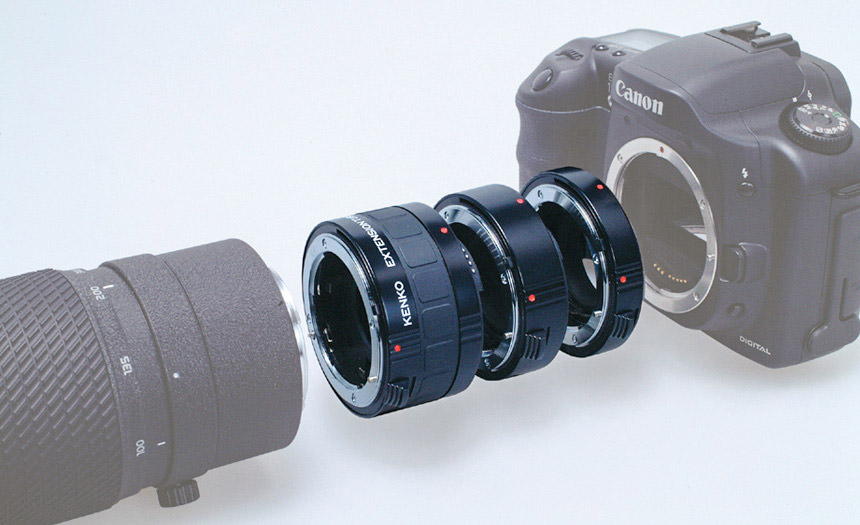 Kenko Extension Tube Set