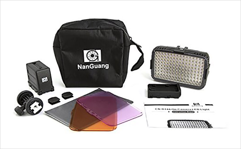Nanguang-On-Camera-Light