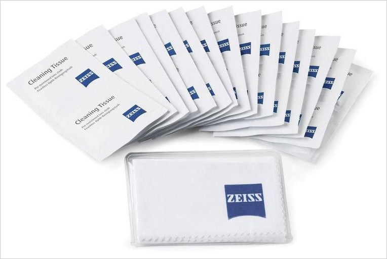 ZEISS Moist Cleaning Wipes