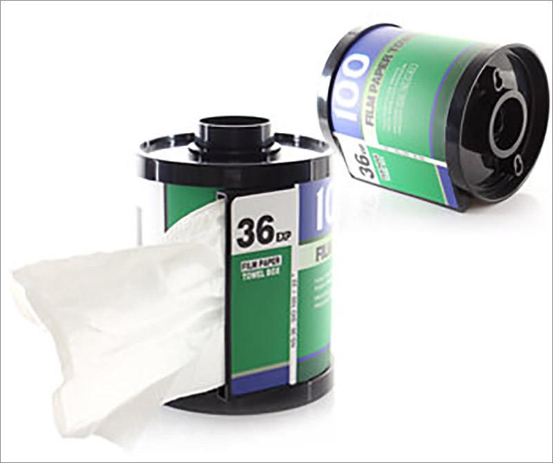 100 Film Toilet Paper Box
