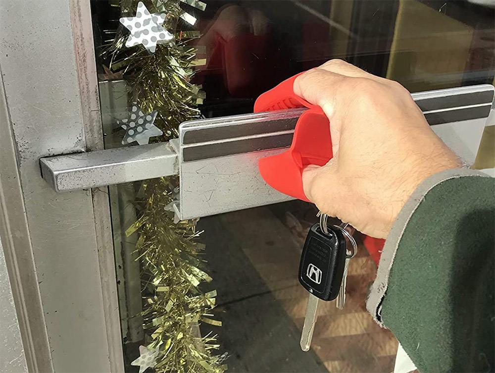 Happigrab Germ Avoidance Keychain