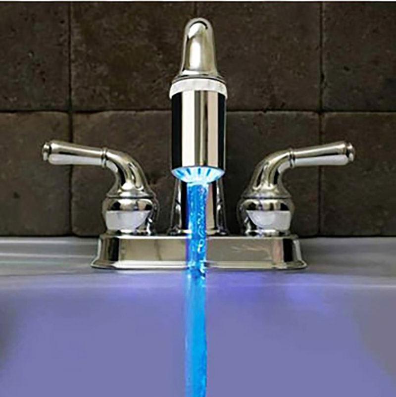 LightInTheBox LED Kitchen Sink Faucet Sprayer Nozzle