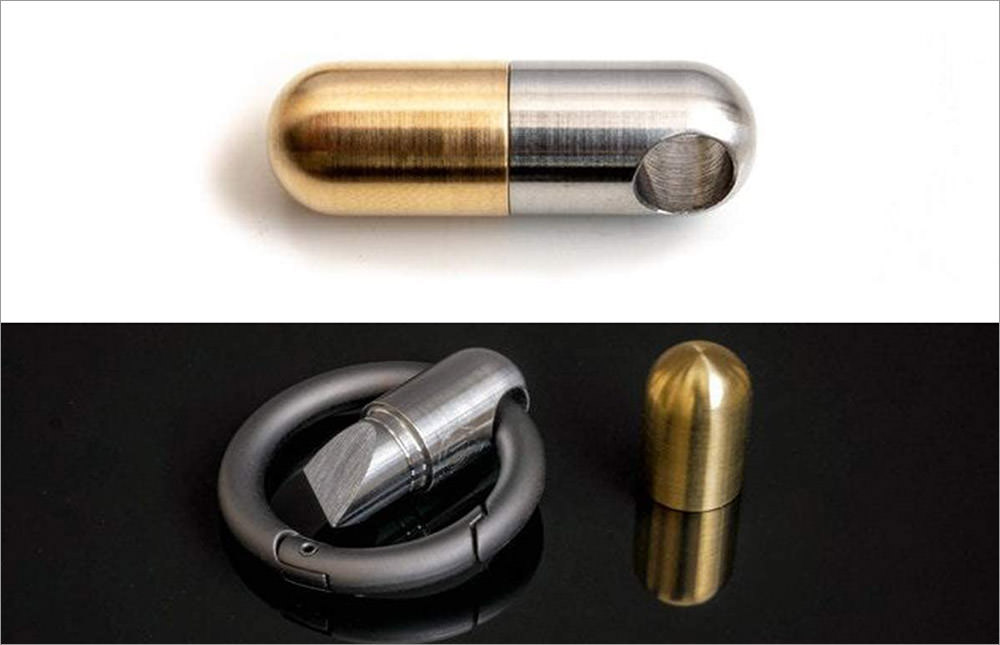Portable Capsule Cutter