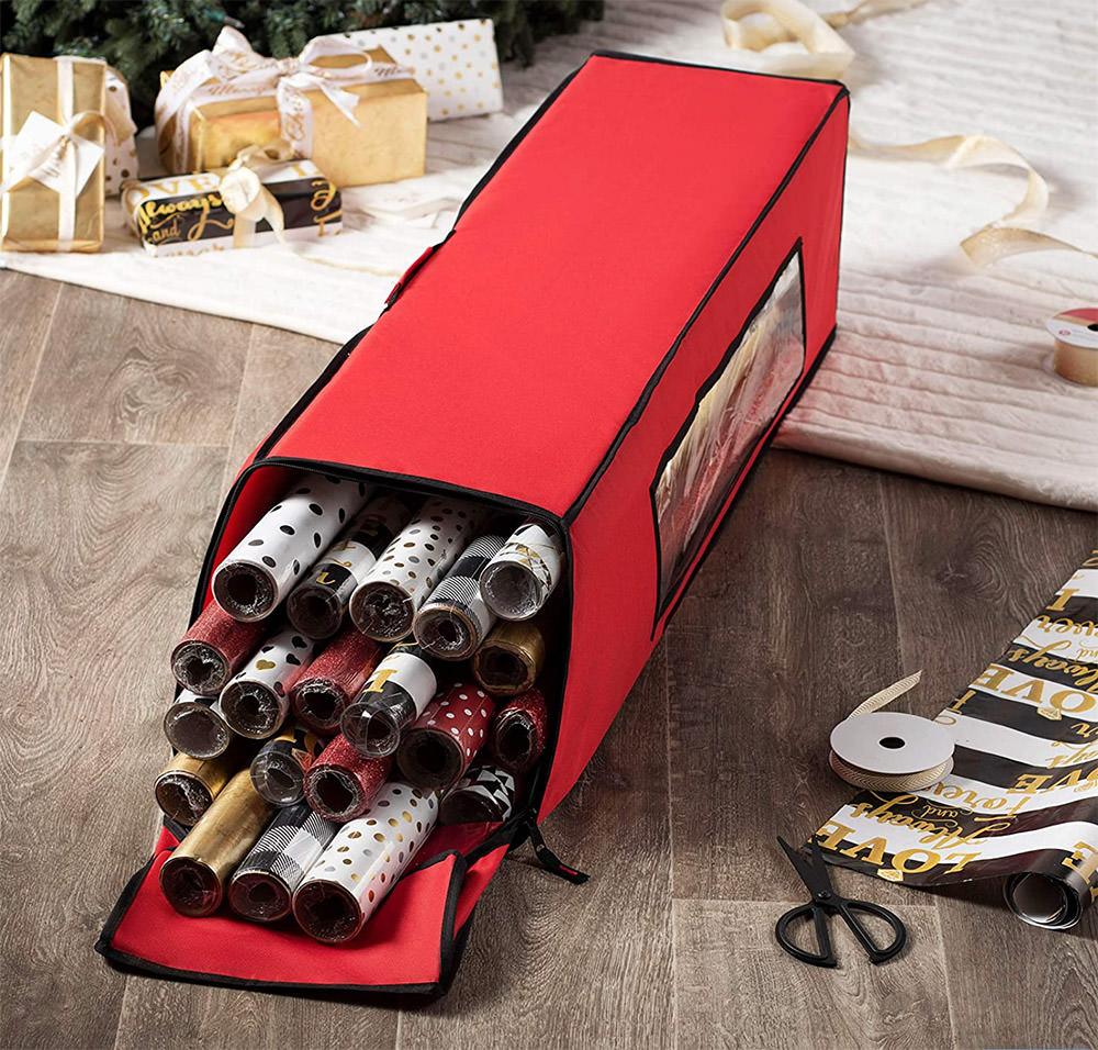 Zober Gift Wrap Storage