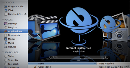 install ie on mac