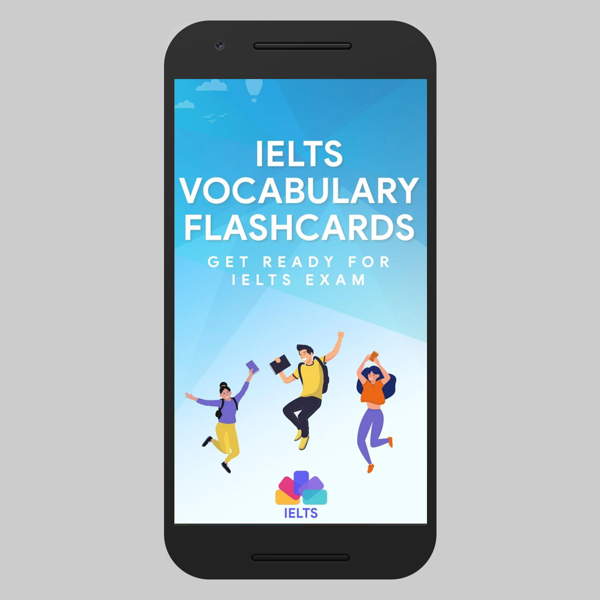 IELTS-Vocabulary-Flashcards