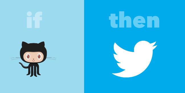 Tweet new Github Repo