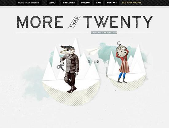 More than Twenty illustration