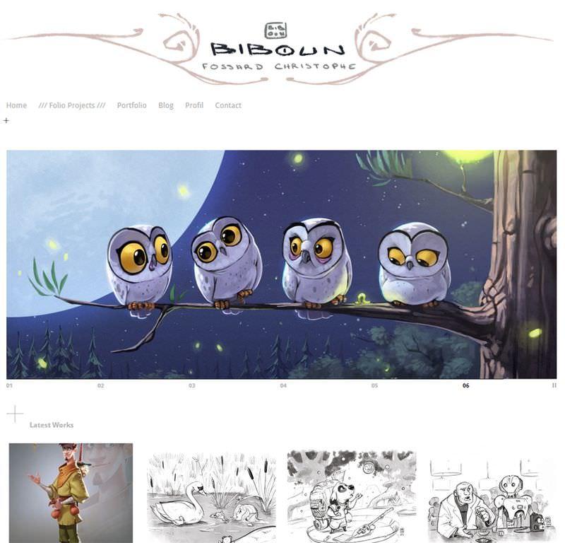 Biboun Home Page