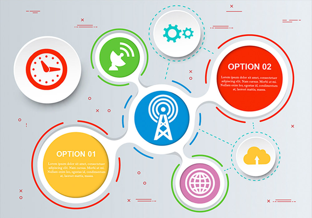 Free Vector Infographic Design