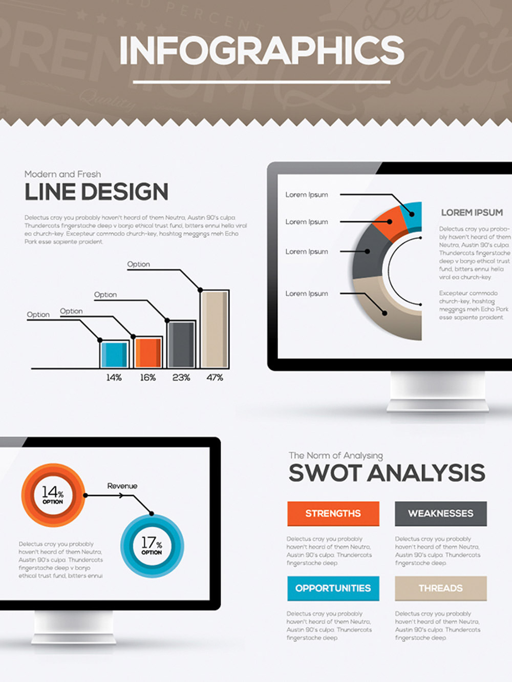 Infographic Vector Templates