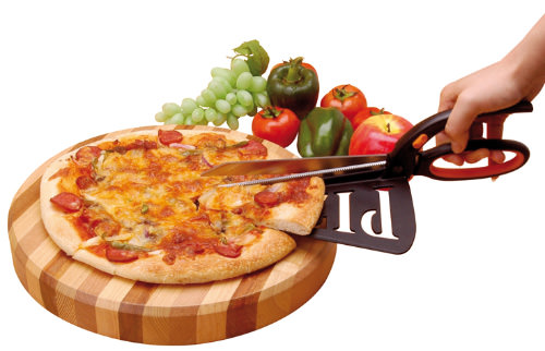 Pizza Scissors Spatula