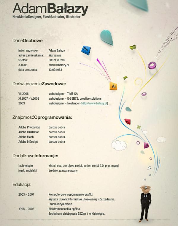 land your dream job with 25 innovative resume ideas hongkiat