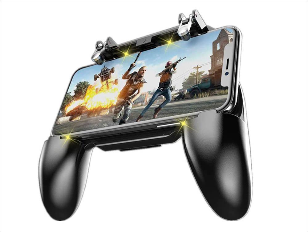 COOBILE-Mobile-Game-Controller