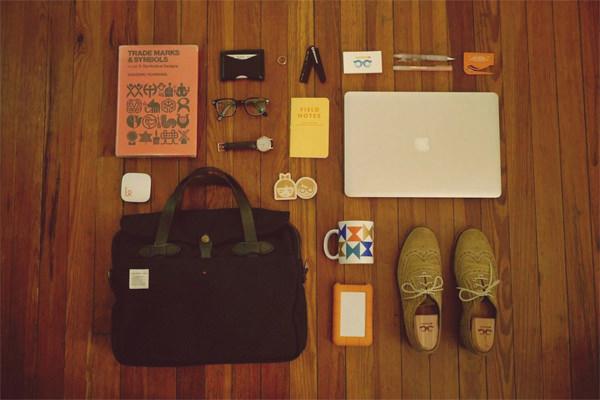 inside designers bags