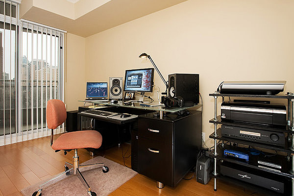 audio home office