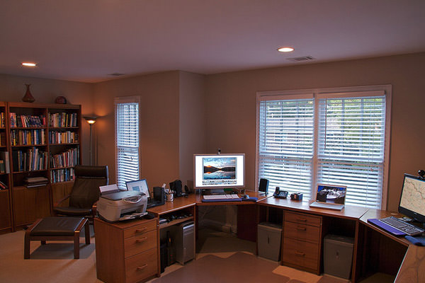 my home office iii