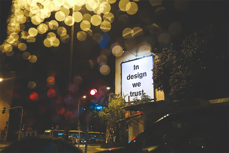 design billboard photo