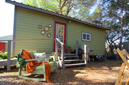 Cedar Park Tiny House