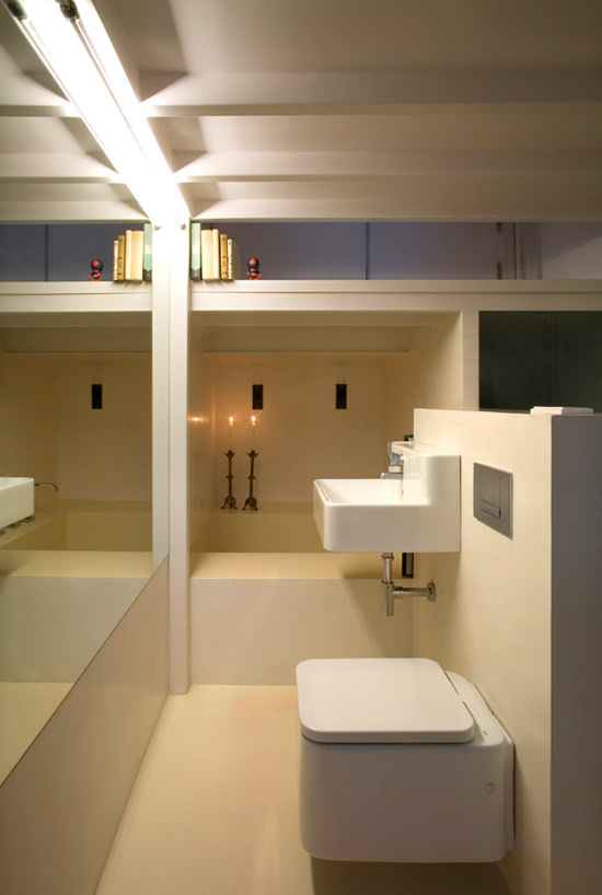Mini Apartment Bathroom