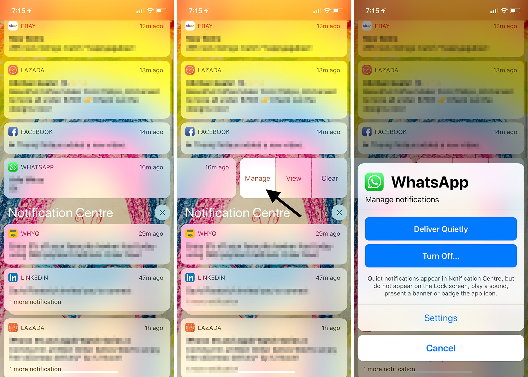 iOS 12: What's New with Notifications 3