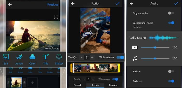 10 Best Video Editing Apps For Ios Android Hongkiat