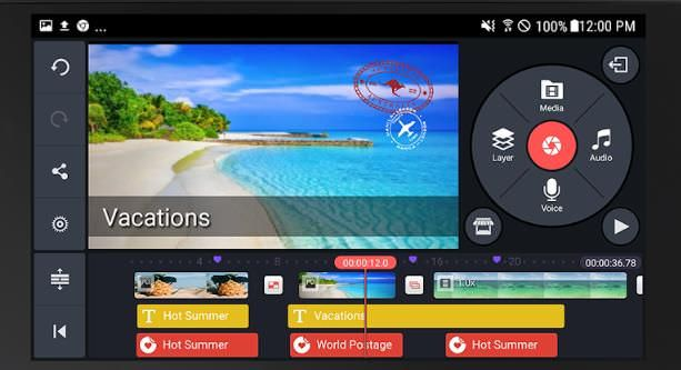 KineMaster for Android and iOS