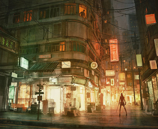 nikolai chinatown