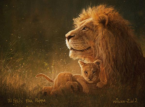 nikolai lion