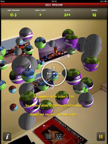 Ball Invasion for iPad2
