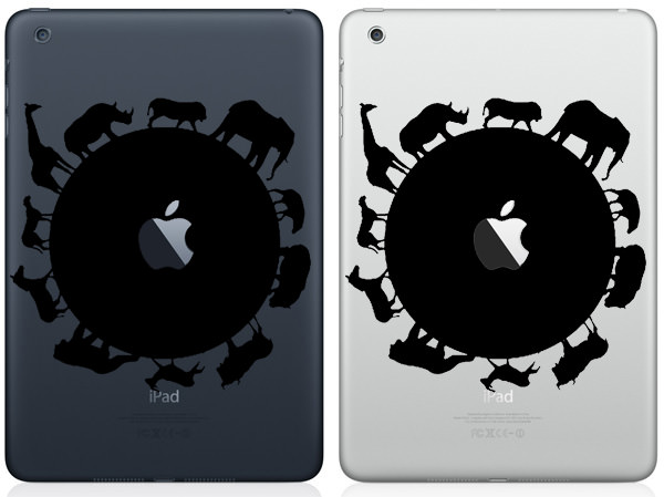 Animals iPad Mini Decal