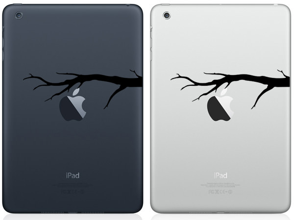 Apple Branch iPad Mini Decal