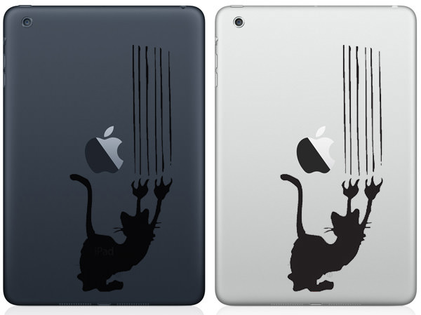 Cat iPad Mini Decal