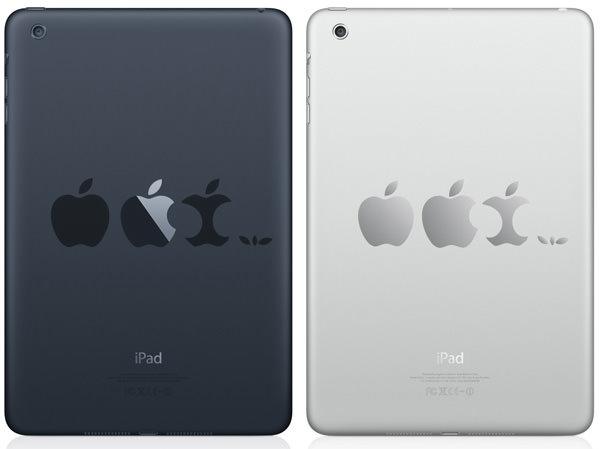 Evolution iPad Mini Decal