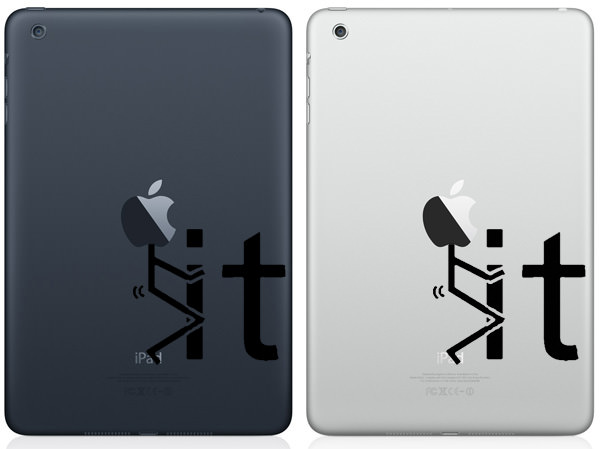 F It iPad Mini Decal