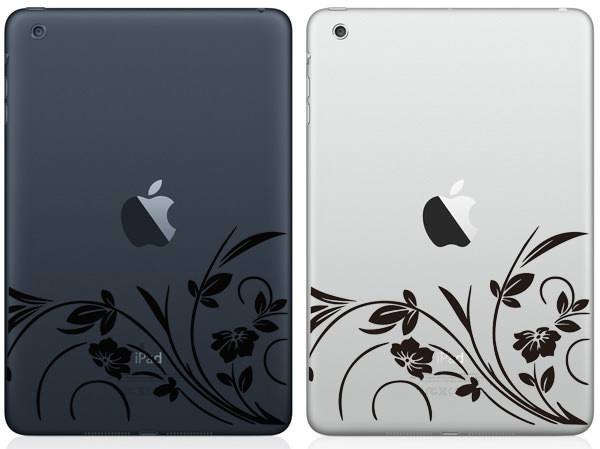 Flowers iPad Mini Decal