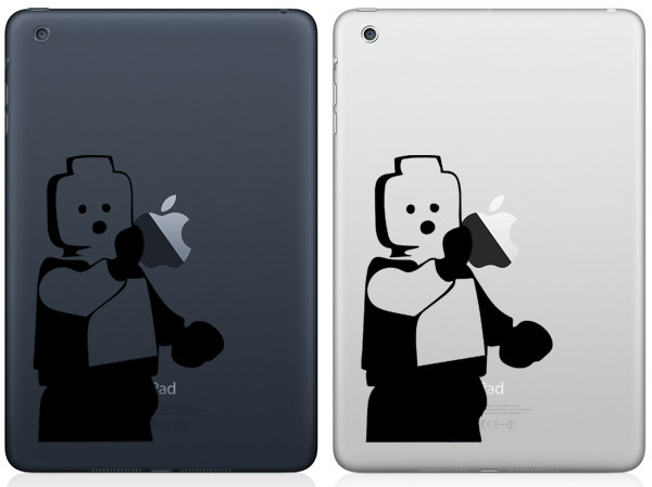 LEGO Man iPad Mini Decal
