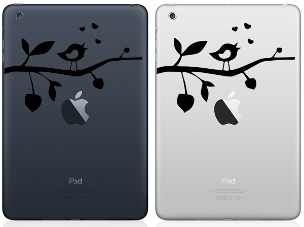 Lovebird iPad Mini Decal