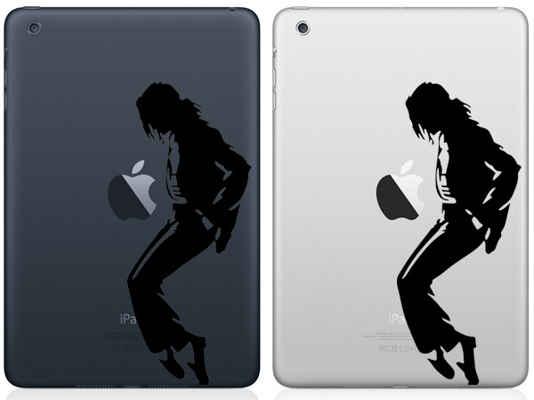 Michael Jackson iPad Mini Decal