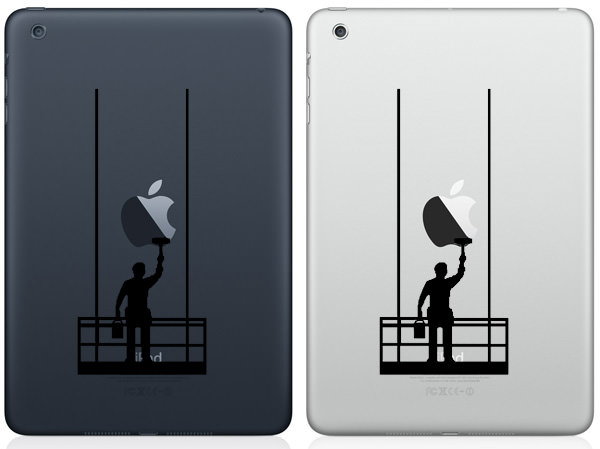Painter iPad Mini Decal