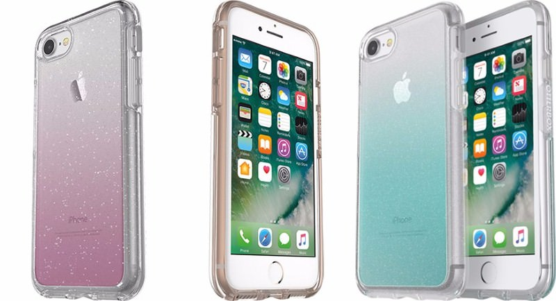 iPhone 8 Clear Graphics Case